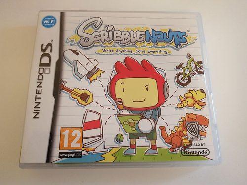 Scribblenauts for Nintendo DS
